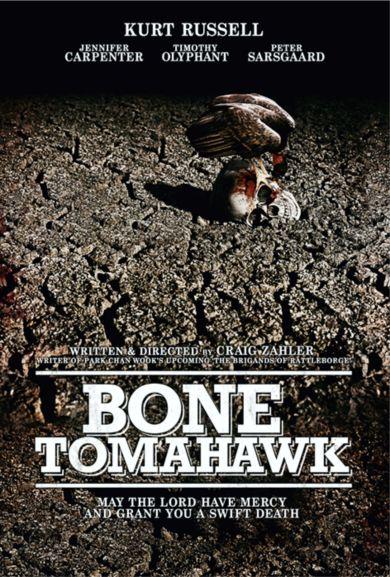 bone tomahawk poster 3