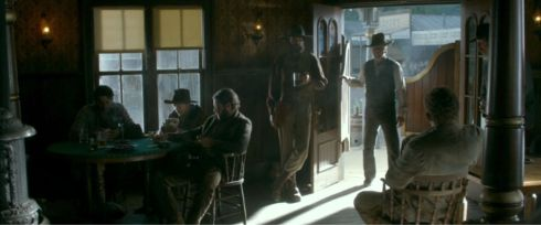 Forsaken 2015 saloon scene