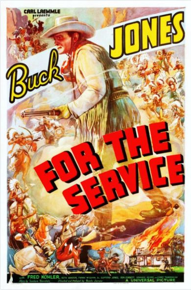 For the Service 1936