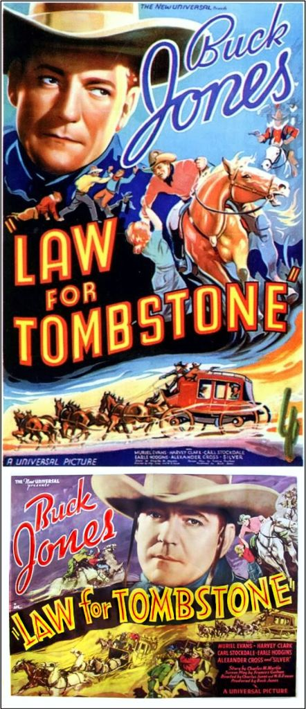 Law for Tombstone 1937