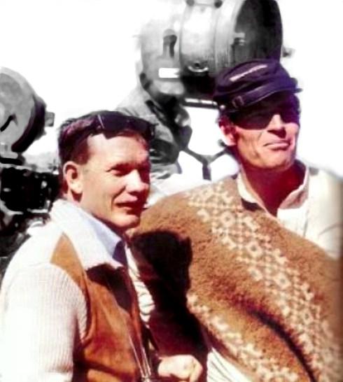 Major Dundee Peckinpah and Heston
