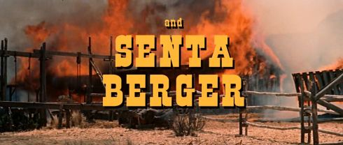 Major Dundee Senta Berger