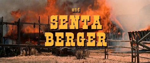 Major Dundee Senta Berger