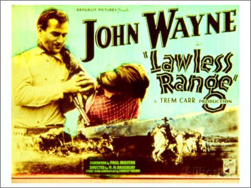 Lawless Range poster 7