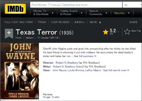 Texas Terror 3