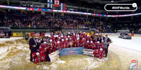 IIHF CANADA CHAMPS 2016