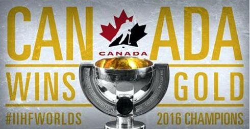 IIHF CHAMPS 2016