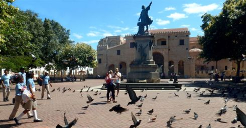 Santo Domingo Columbus Park