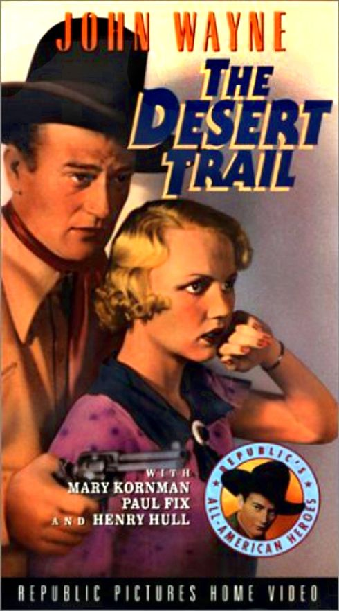 The Desert Trail poster 4