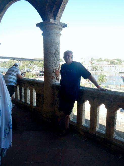 Columbus House balcony 3
