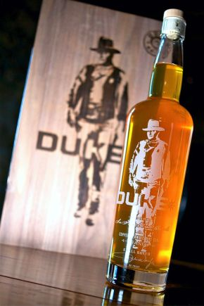 john wayne Duke Whisky