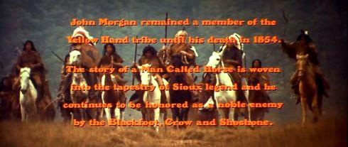 Return of Man Named Horse screen cap 29