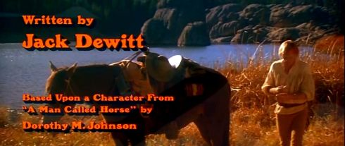 Return of Man Named Horse screen cap 9