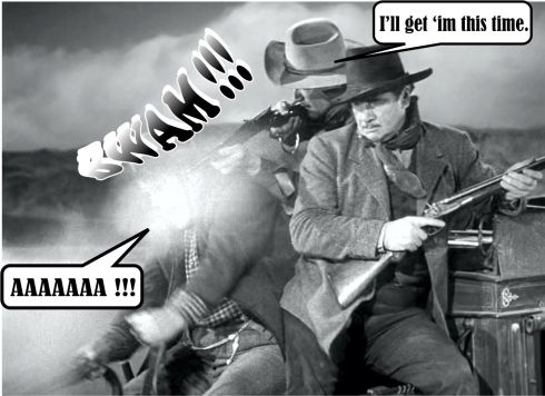 STAGECOACH John shootin' 2