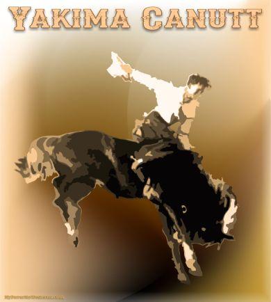 YAKIMA CANUTT 22