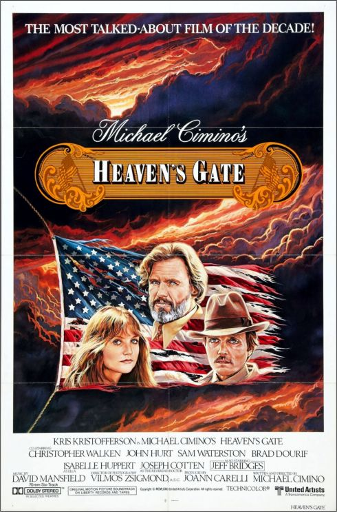 Heaven's Gate poster 5