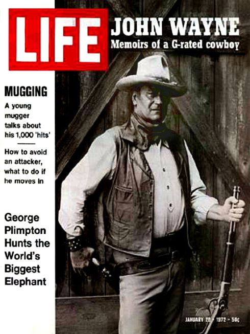 John Wayne Life Magazine 2