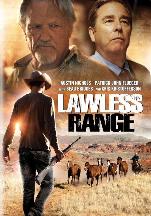 Lawless Range 2016 poster