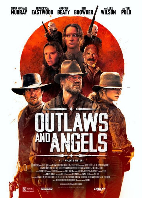 Outlaws and Angels 2016 poster 1