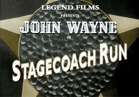Stagecoach Run banner