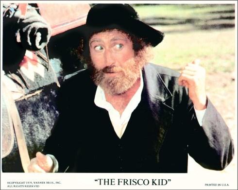 The Frisco Kid Gene Wilder 2