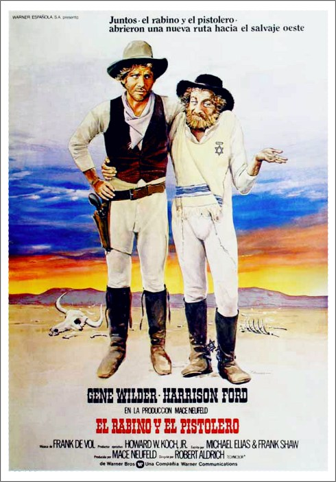 The Frisco Kid poster 3