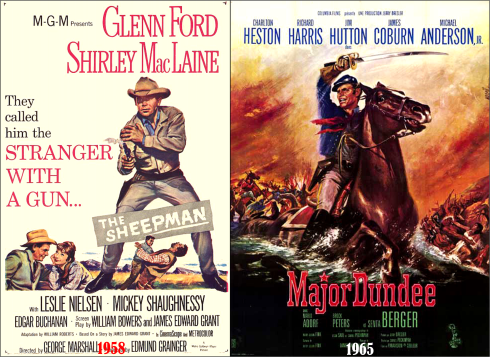 slim pickens westerns 1