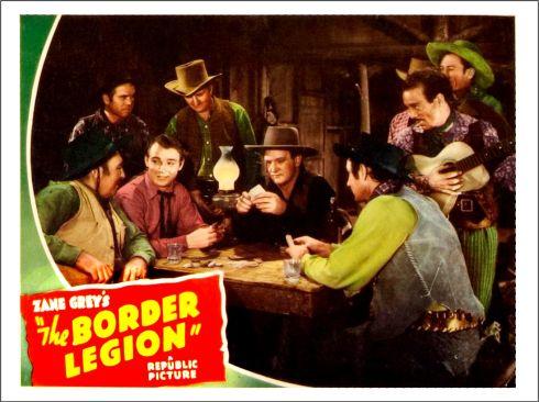 the-border-legion-1940-lobby-card
