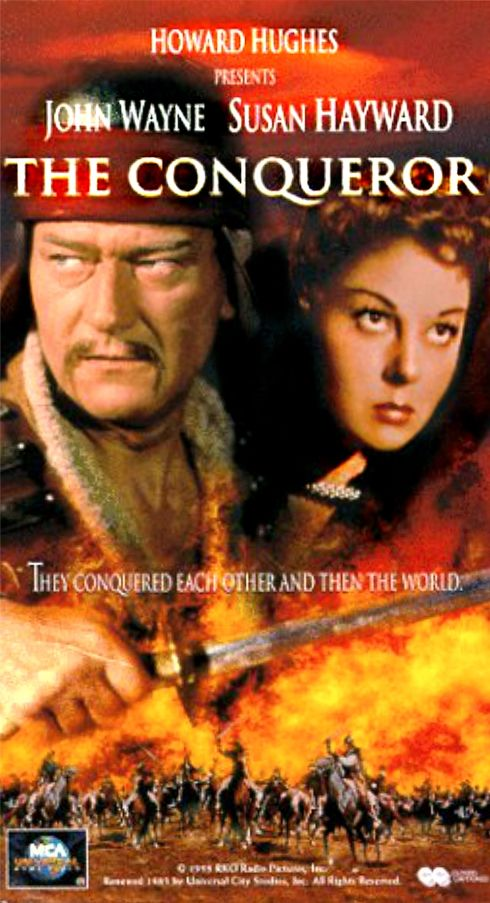 john-wayne-the-conqueror-poster-1