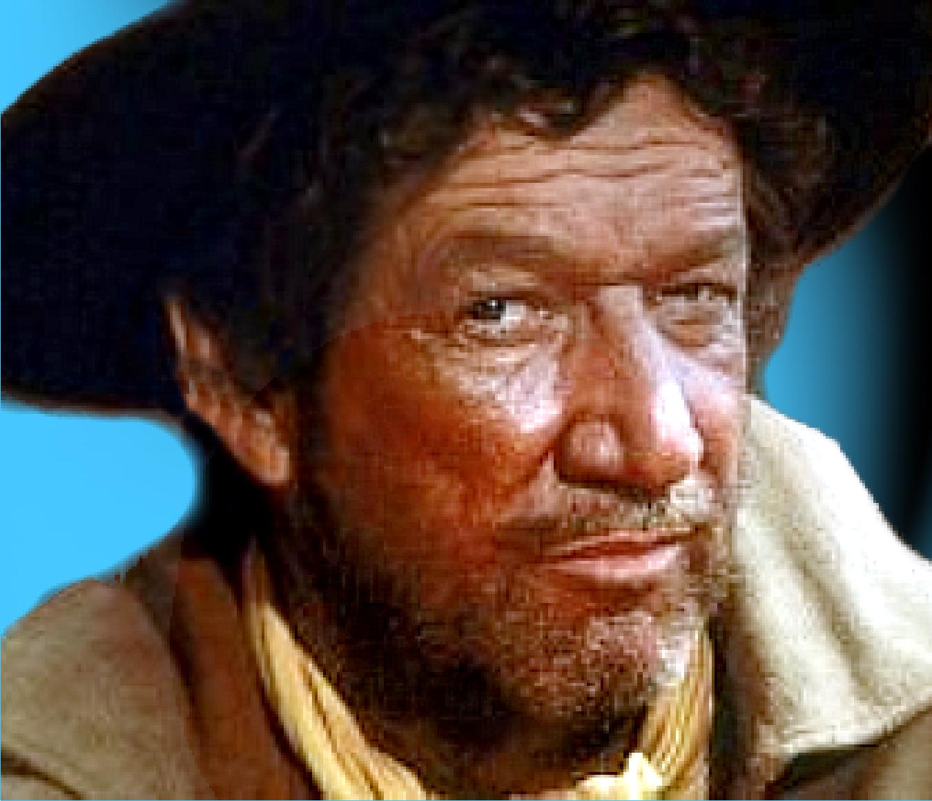 Richard Boone  My Favorite Westerns