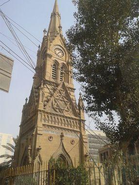 Mereweather_Clock_Tower,_Karachi