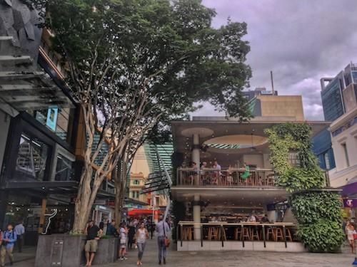 Brisbane Queen Street