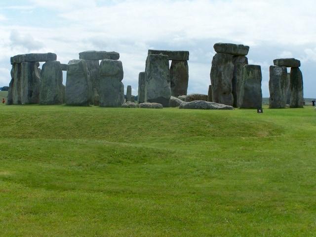 Stonehenge - England 01