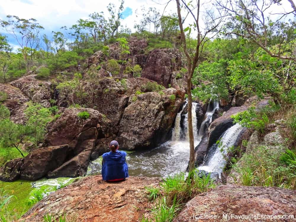 Why you should take a detour to visit Little Millstream Falls
