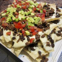 The Ultimate Nacho Platter