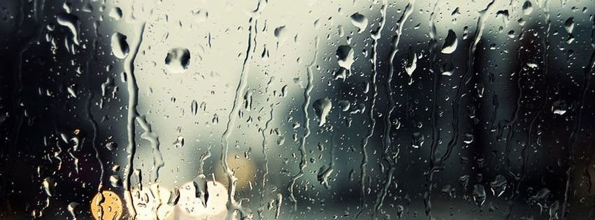 Rain Drops Season Fb Cover Facebook Covers Facebook Covers