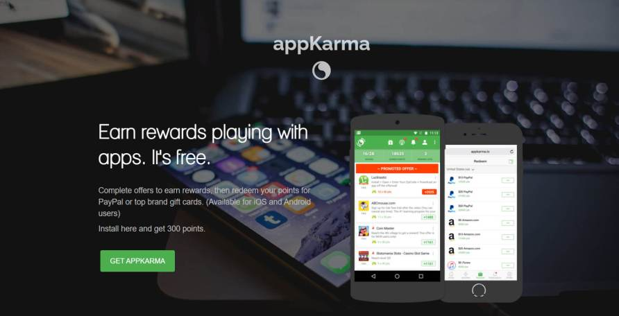 AppKarma Earn Free PayPal Money My Financial Hill