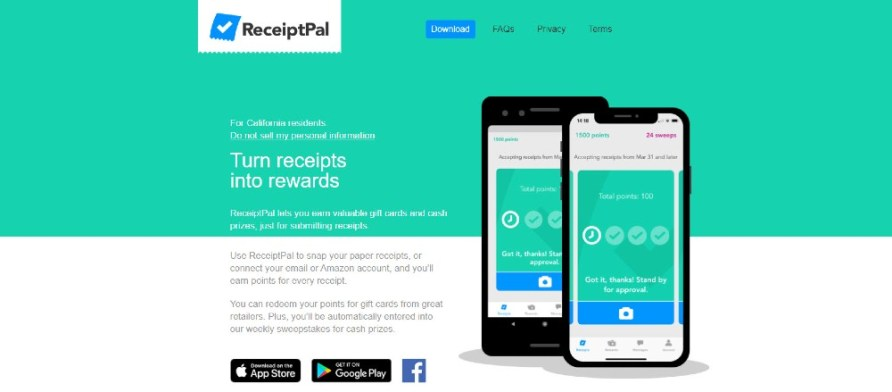 ReceiptPal-Make 100 a day with PayPal-My Financial Hill (1)