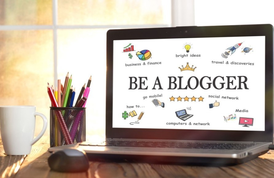 Be a Blogger - How to make money online as a teenager -- My Financial Hill