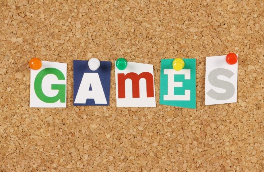 Games lettering against corkboard- How to Make Money as a Teenager Online -  My Financial Hill