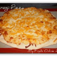 Easy Homemade Pierogi Pizza