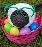 lamb eyeglass holder