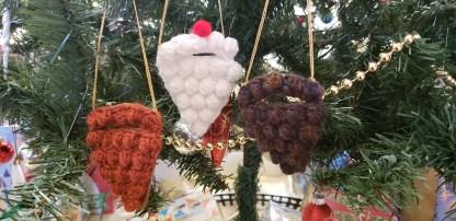 Beard Ornament Crochet Pattern