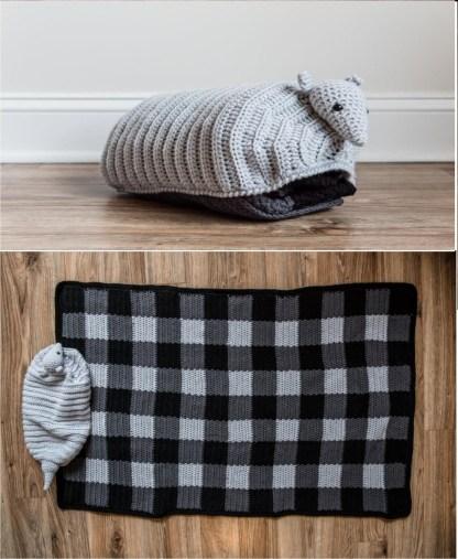 armadillo blanket