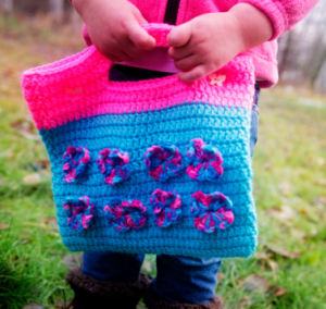 Butterfly Handbag Crochet Pattern