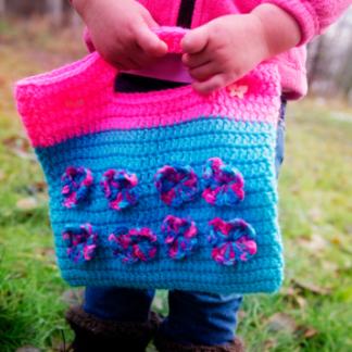 Butterfly Handbag Crochet Pattern