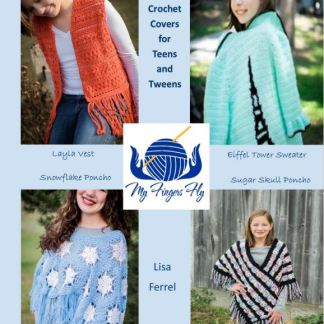 Crochet Covers for Tweens and Teens Crochet Patterns