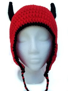 Devil Hat Crochet Pattern