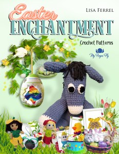 Easter Enchantment Crochet Patterns Ebook