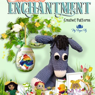 Easter Enchantment Crochet Patterns Ebook
